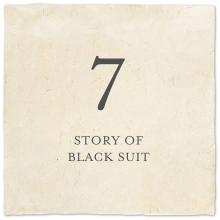 STORY OF BLACK SUIT